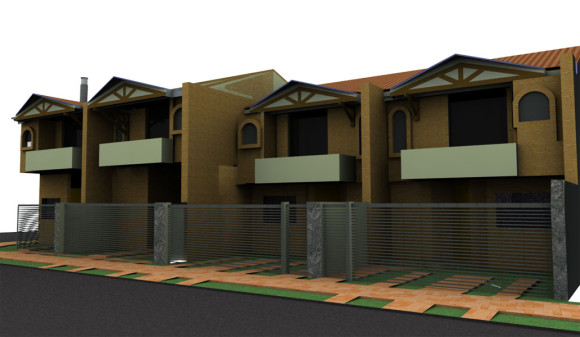 3D Duplex Anahi