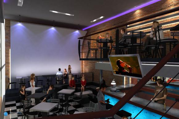3D Pub Cantina