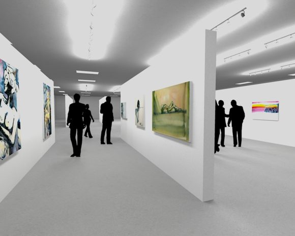 3D Salon de Exposiciones