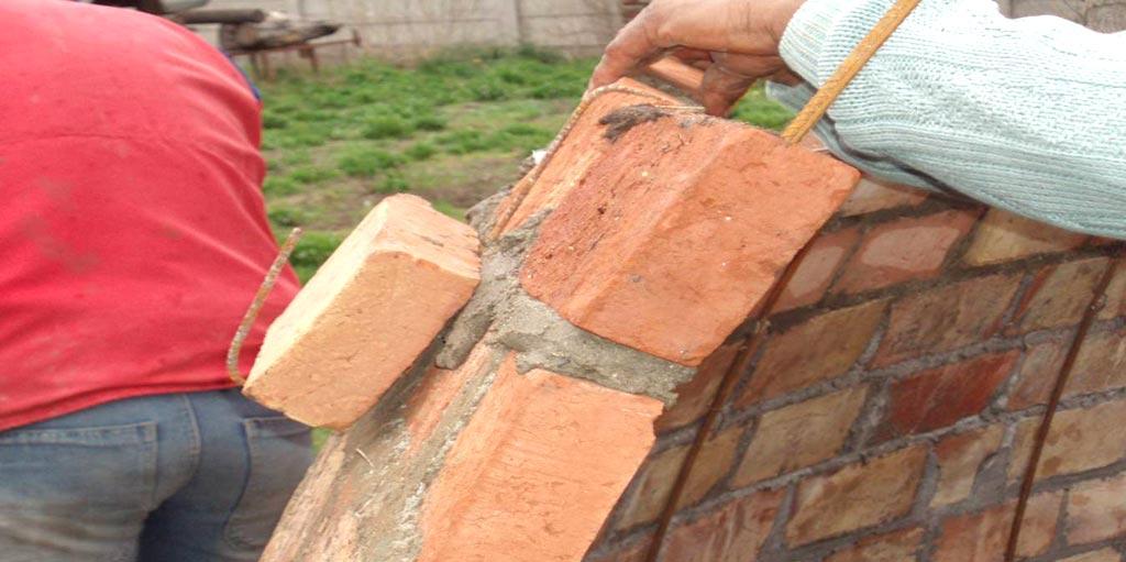 Prototipo de vivienda igl for Construir una pileta de ladrillos