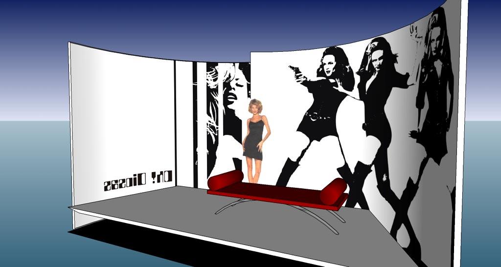 3d escenografia para programa for Programas de 3d para arquitectos
