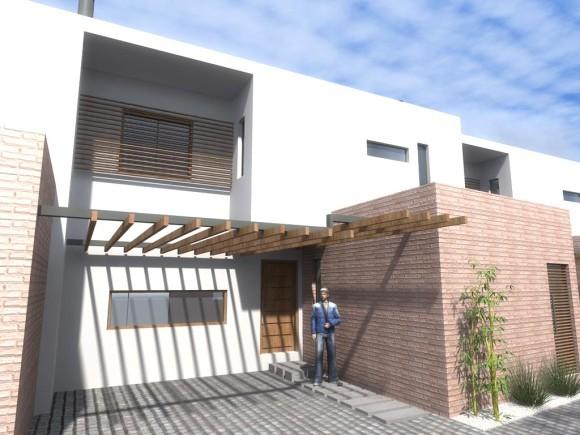 Duplex Proyecto Chaco Boreal