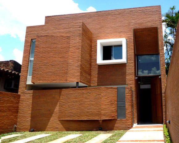 Fachada Casa 23