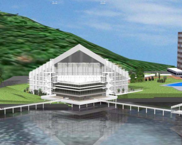 Centro Cultural y de Convenciones de la Cooperativa Universitaria