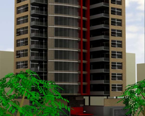 3D Edificio Pyto 7