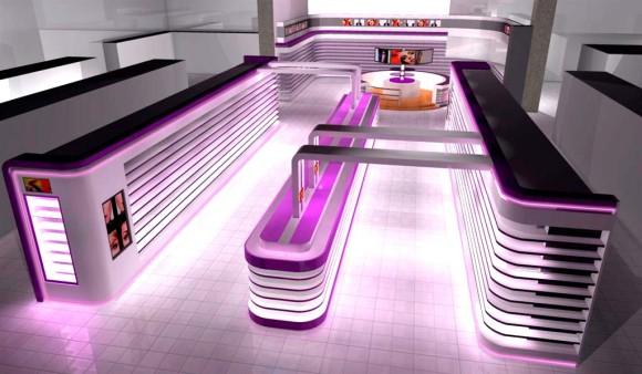 3D Perfumeria Stock Shopping del Sol