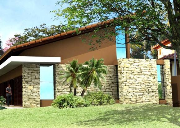 3D Casa Quinta en SAN BERNARDINO