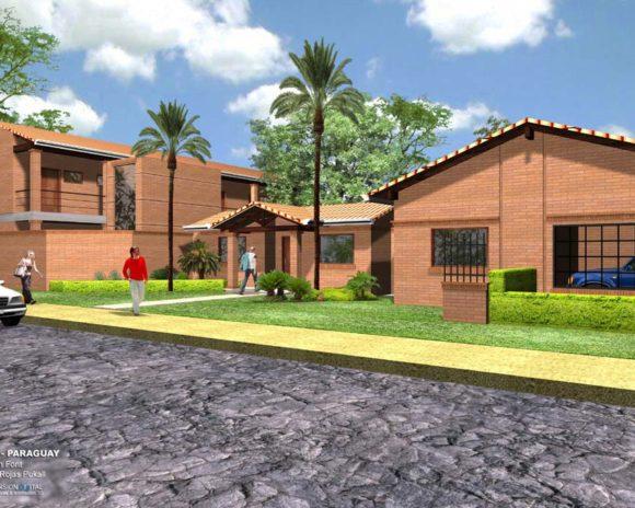 3D Casa Sede de Misioneros, 2005-6