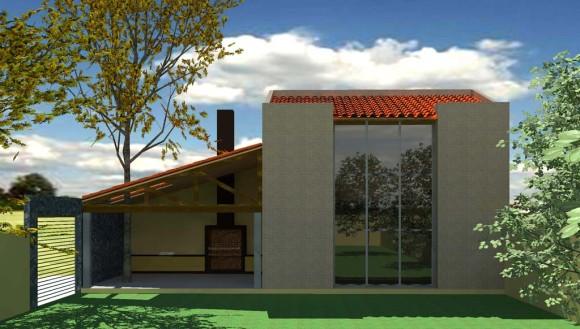 3D Casa Quinta NP