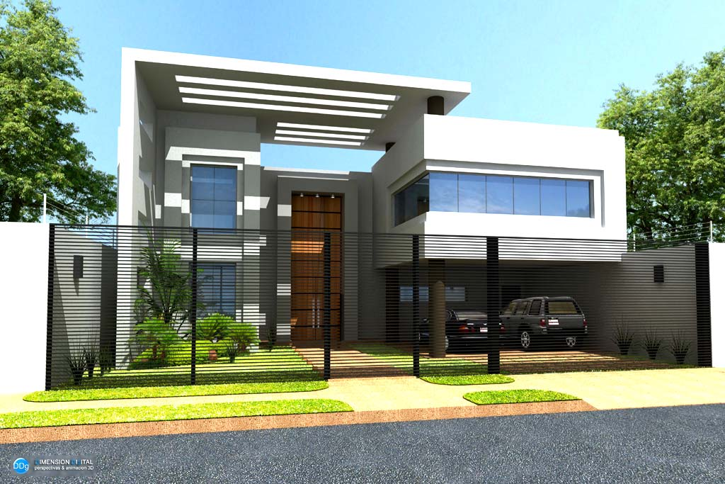 3D Vivienda MinA » Arquitectos.com.py | Paraguay, Galería de
