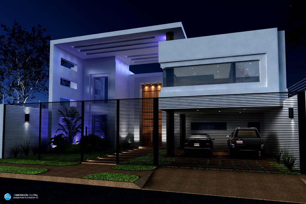 3D Vivienda MinA » Arquitectos.com.py   Paraguay, Galería de
