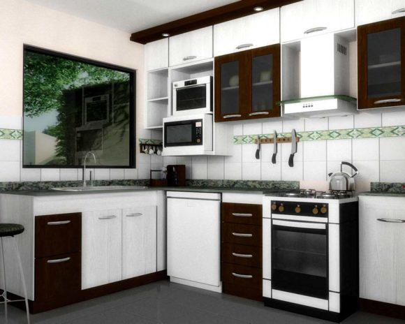 3D Cocina Vistas