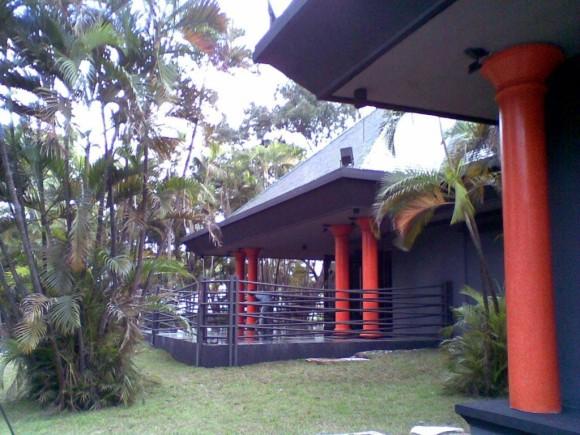 fachada Discoteca Vulcan