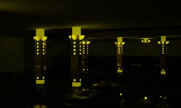 interior Discoteca Vulcan