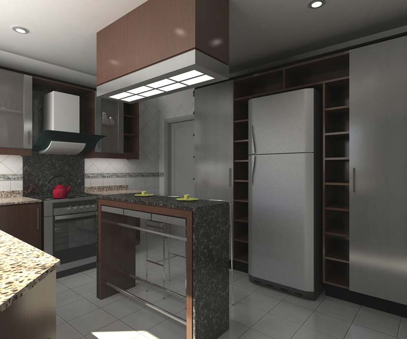 idea for kitchen interior