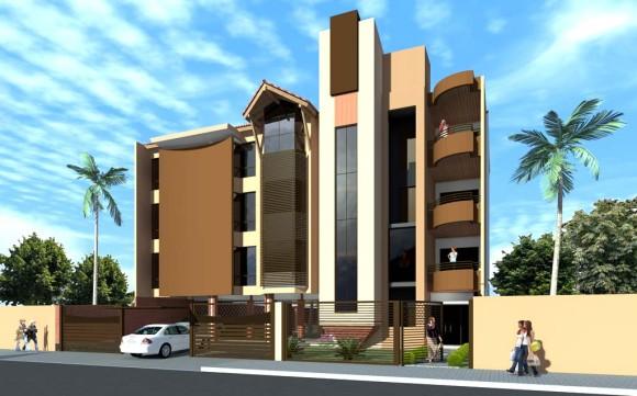 3D Edificio Teresa