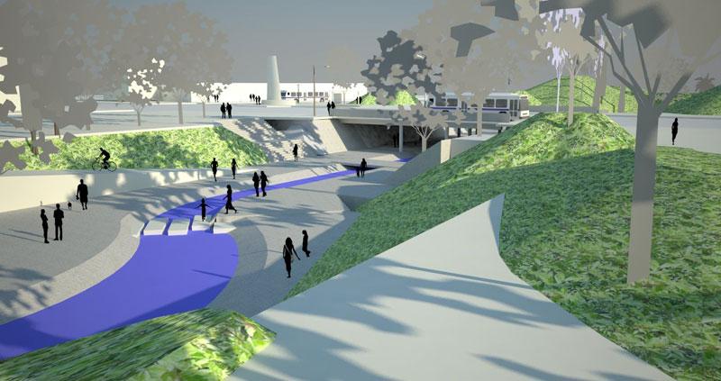 Propuesta Urban Stica Para La Ciudad De Asunci N