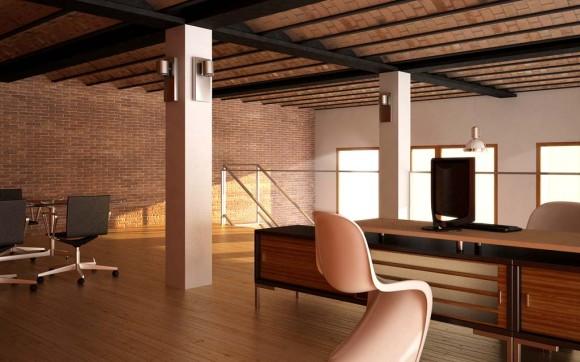 3D Intervencion Patrimonial Interiores
