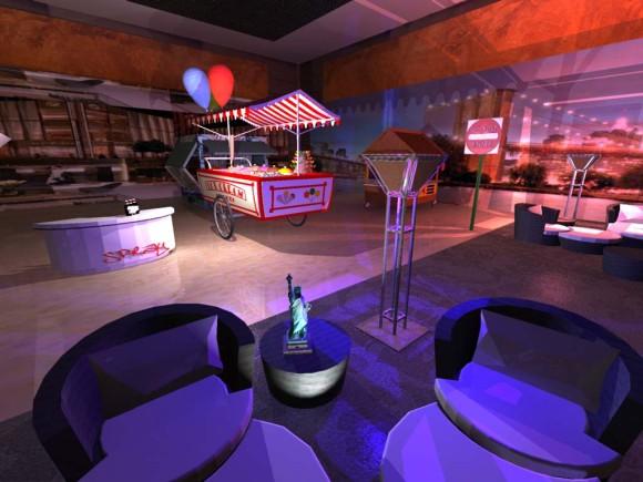 3D Diseño Interior Fiesta