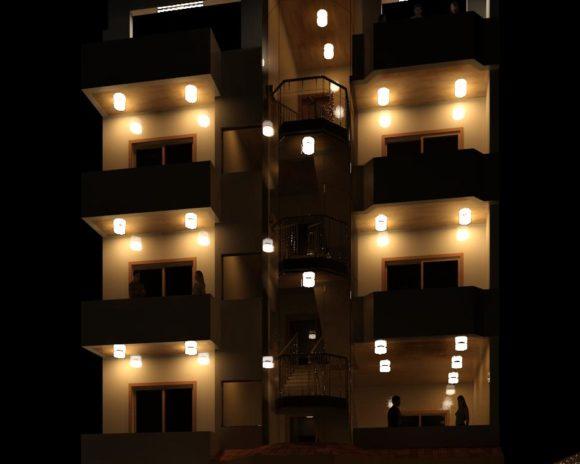 3D Edificio Viviendas