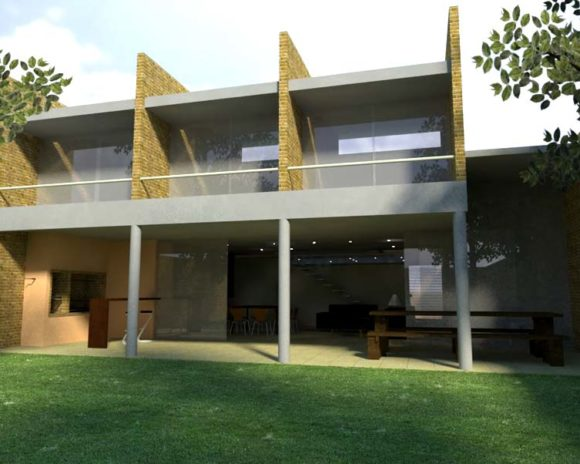 3D Casa Ledesma