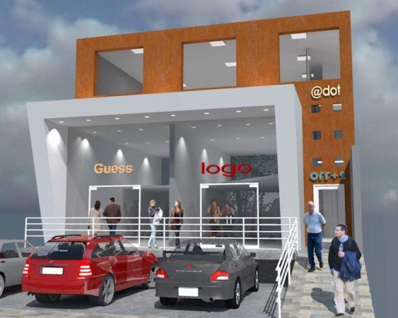 3D Comercios y Oficinas