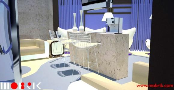 3D Terminal Vip. Aeropuerto S.P.