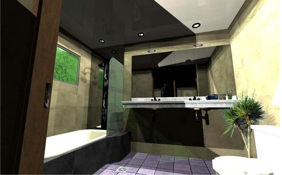 Baño suite Reforma de Vivienda Smith