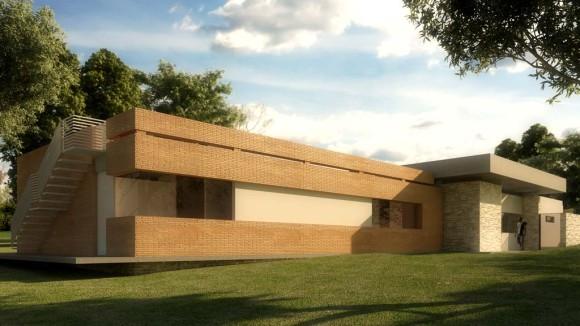 3D Casa Greta