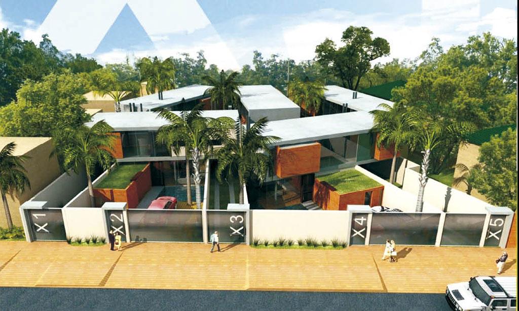 3d dise o en casas x5 paraguay - Diseno de casas 3d ...