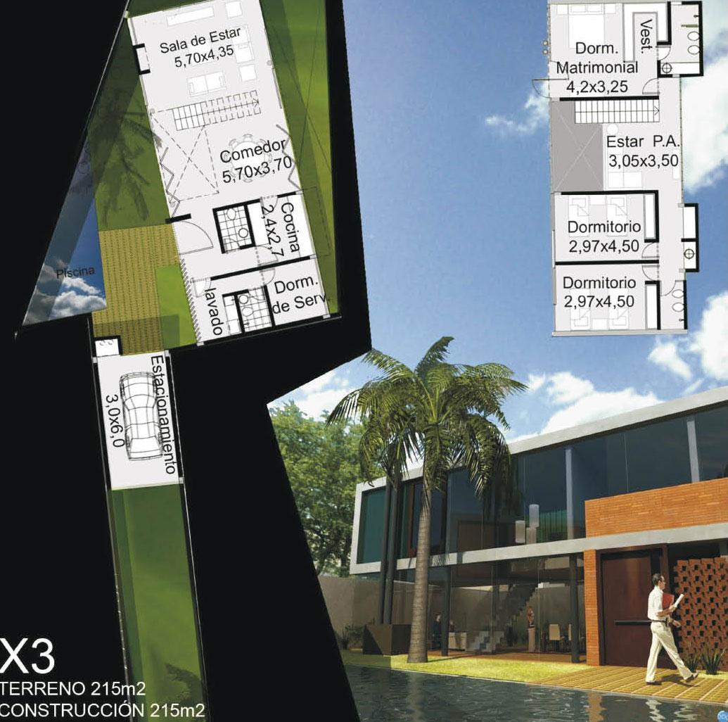 3d dise o en casas x5 paraguay - Diseno casa 3d ...