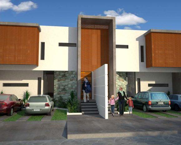 3D Anteproyecto Duplex Lambaré