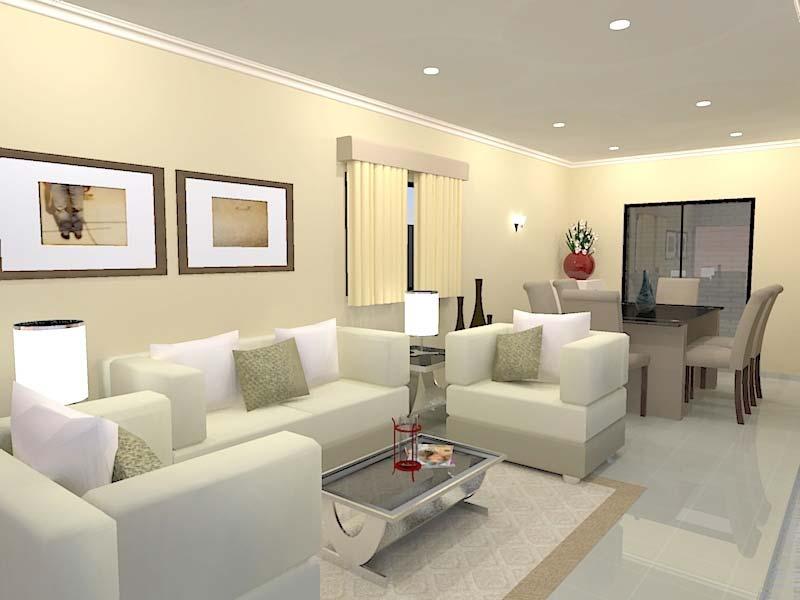 3d interiores:
