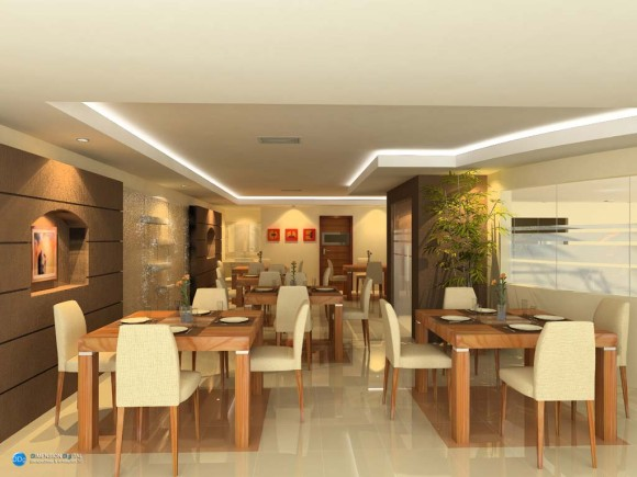 Interiores Don Italo Restaurante Hotel