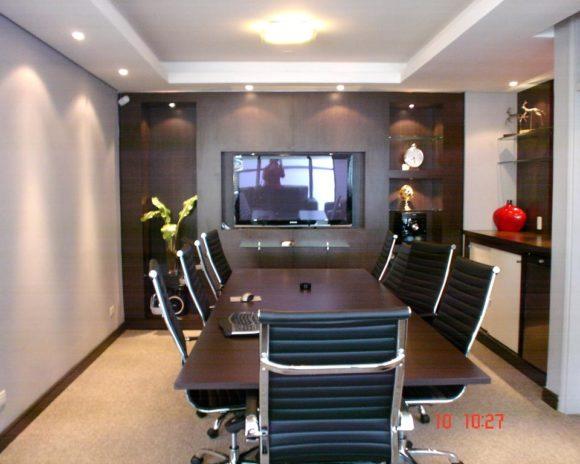 Reforma Sala de reuniones