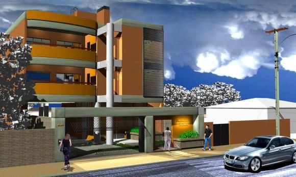 3D Edificio Villalba