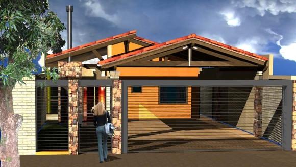 3D Residencia Rodas