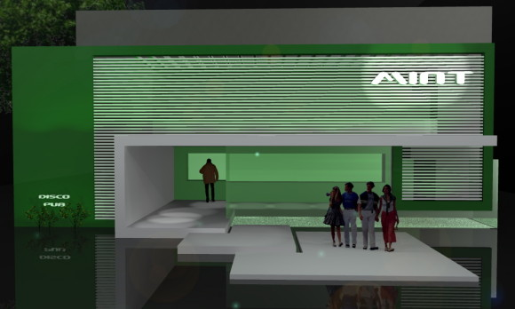Ante Proyecto fachada Mint