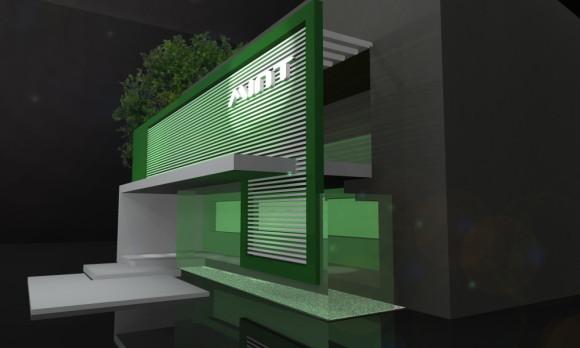 AnteProyecto discoteca pub fachada Mint