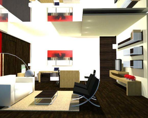 3D Oficina