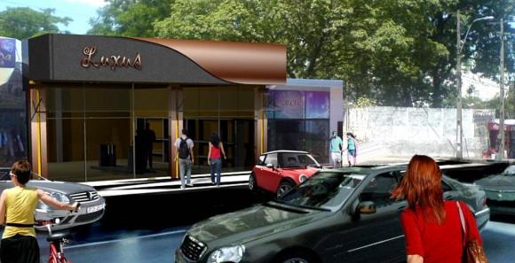 3D Salon Joyeria Luxus