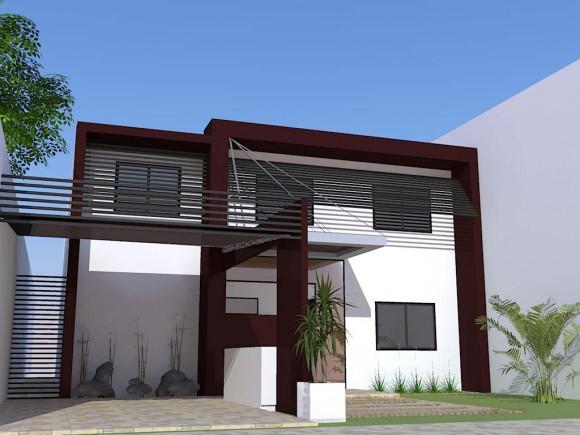 Modificación de fachada Propuesta fachada tapa.