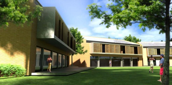 3D Anteproyecto Hotel KATUETE