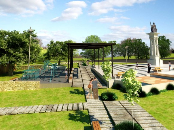 El espacio verde, espacio público, la plaza corazón de lo urbano, de lo público, recreación, ¿qué necesitamos?