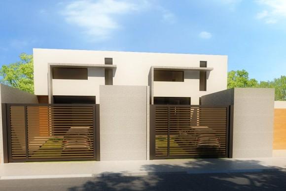 3D Anteproyecto Duplex Eco Render