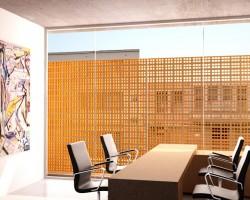 Salon de Exposicion, Recepcion y Venta en Planta Baja y Oficinas Administrativas en Planta Alta.
