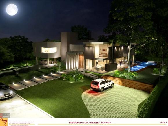 ... casas, planos de casas, construcciu00f3n, arquitectos paraguayos