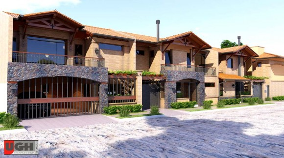3D Residencial COSTA RICA Render