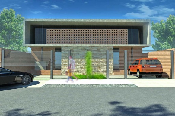 3D Duplex SQA Render