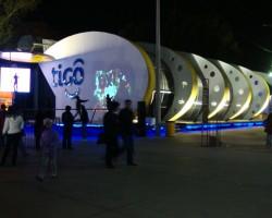 Stand Tigo Expo 2010